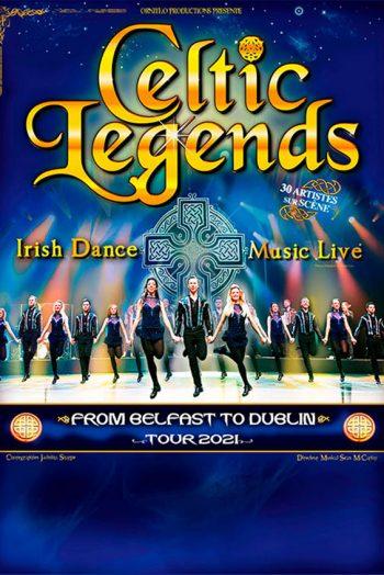 Celtic Legends spectacle Le Capitole