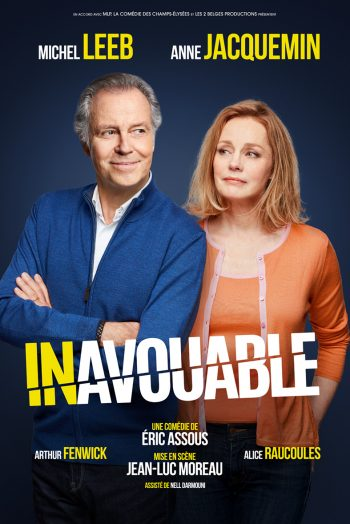 Inavouable affiche